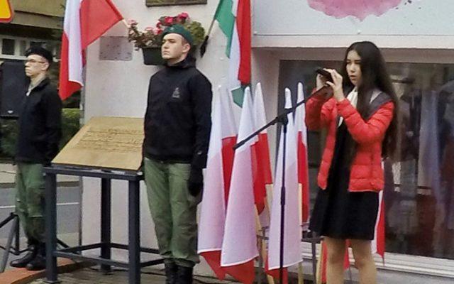 Obchody rocznicy Powstania Węgierskiego