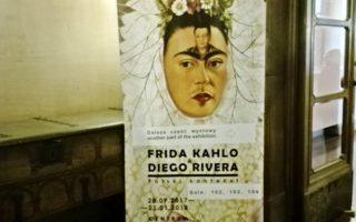 """""""Frida Kahlo i Diego Rivera. Polski kontekst"""""""
