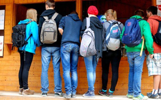 Obóz integracyjny dla przyszłych licealistów